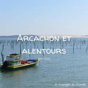 Arcachon et alentours 1