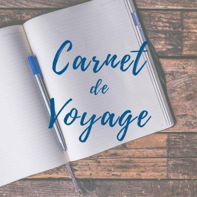 Carnet voyage 1